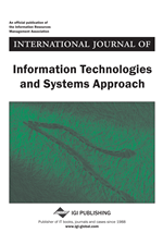 Cover des International Journal of Information Technology and the Systems Approach