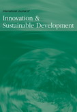 Cover des International Journal on Innovation and Sustainable Development