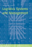 Cover des International Journal of Logistics Systems and Management